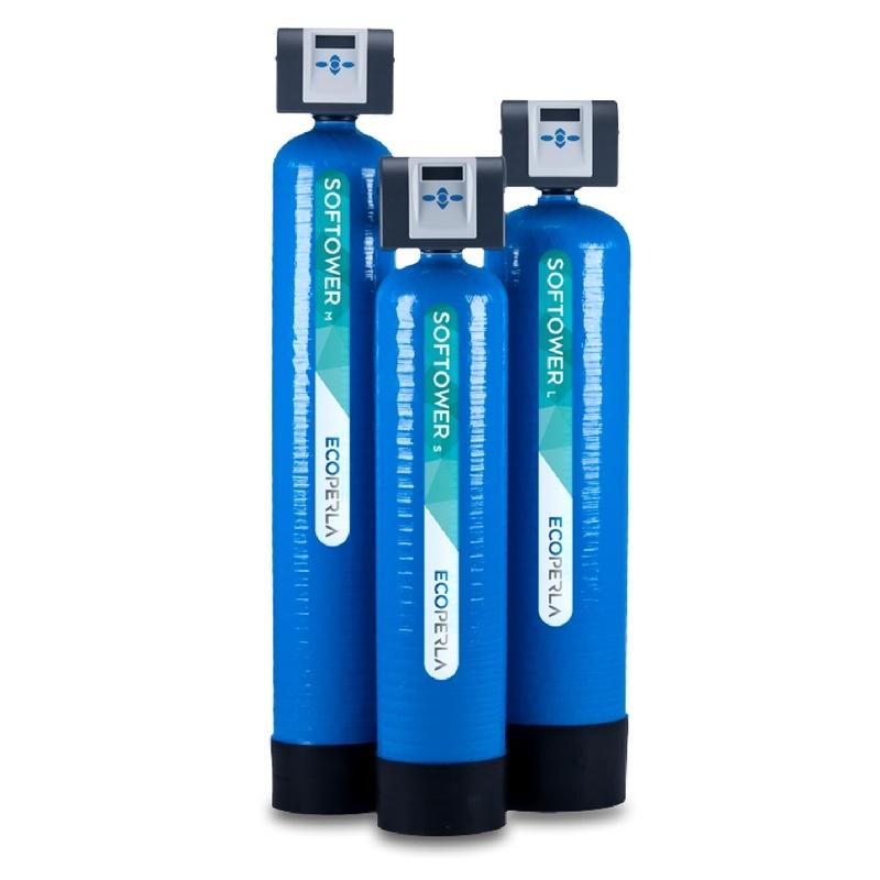 Zmiękczacz wody Ecoperla Softower