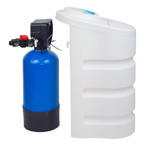 Budowa zmiękczacza wody Ecoperla Toro
