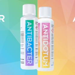 Ecoperla Antibacter i Ecoperla Antidotum - produkty do pielęgnacji filtrów wody