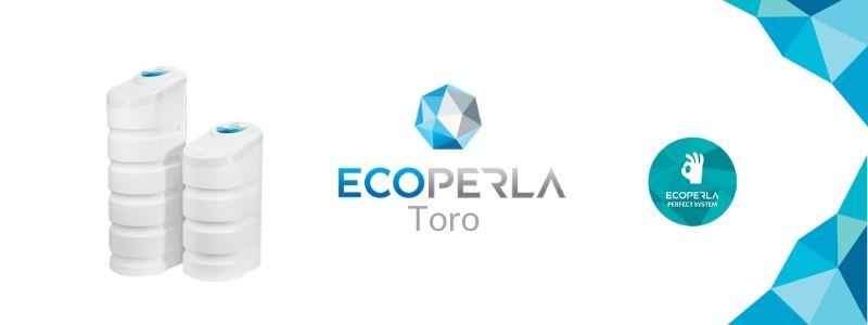 Duży kompaktowy zmiękczacz wody Ecoperla Toro 35 - nowość